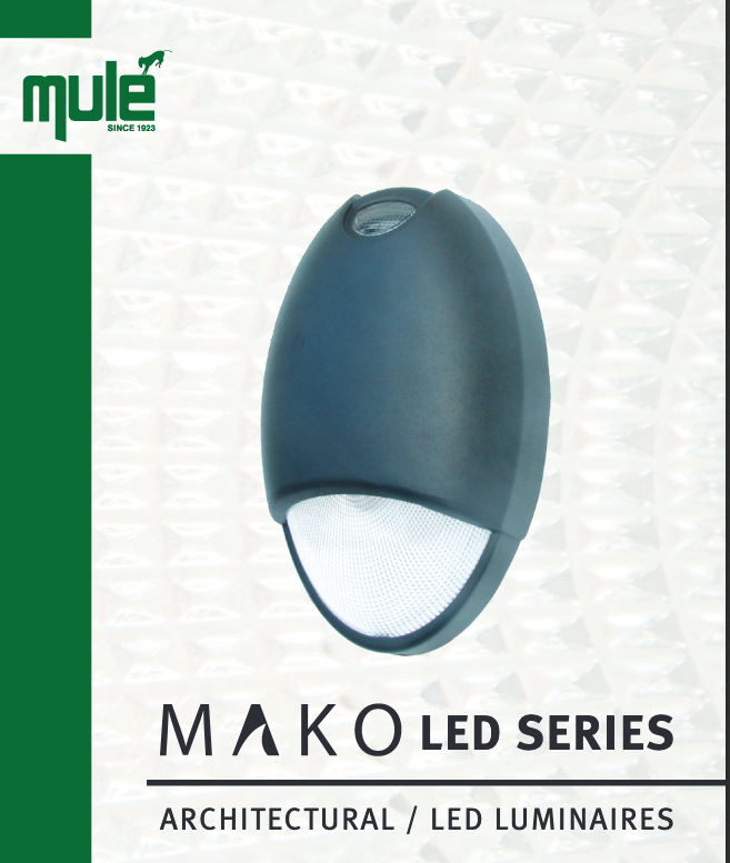 Mule Lighting MAKO SERIES Literature